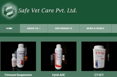 Safe Vet Care Pvt. Ltd.