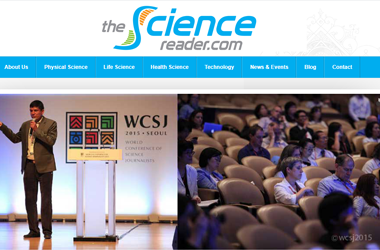 The Science Reader
